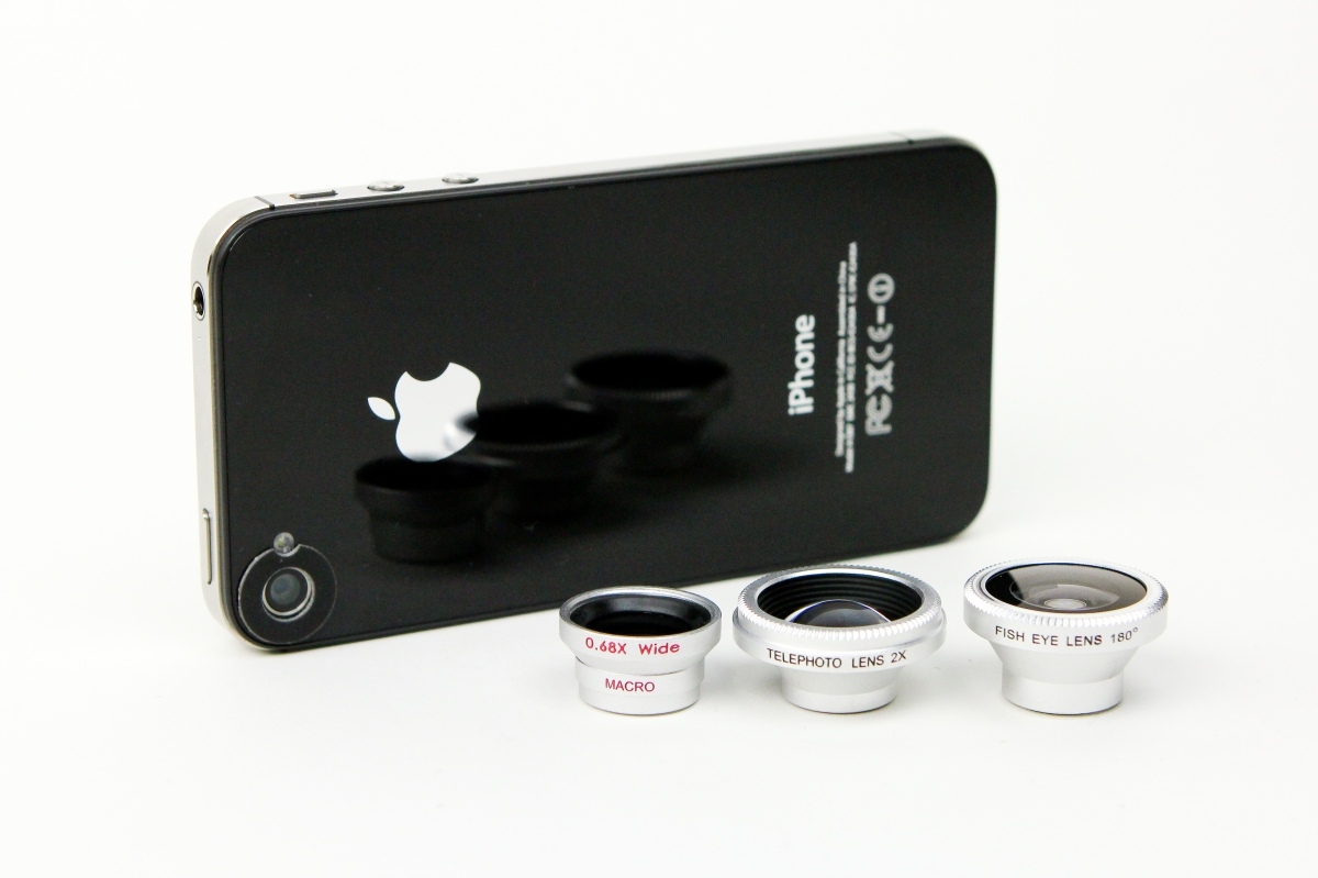 10 Cool iPhone Photo Lenses