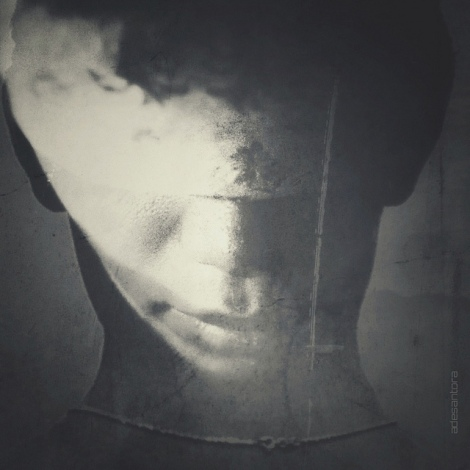 blind side is on your back by Ade Santora