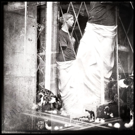 Window Aphrodite
