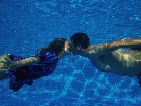 The Summer Kiss by Sion Fullana