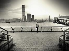 Victoria Harbour by Liam Fitzpatrick