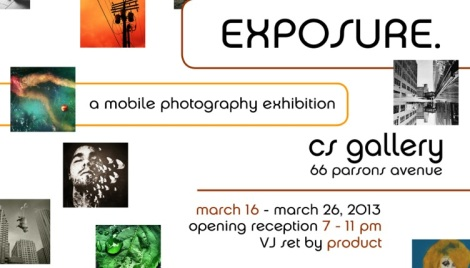 exposure exhibit